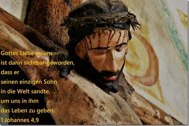 1.Johannes 4,9
